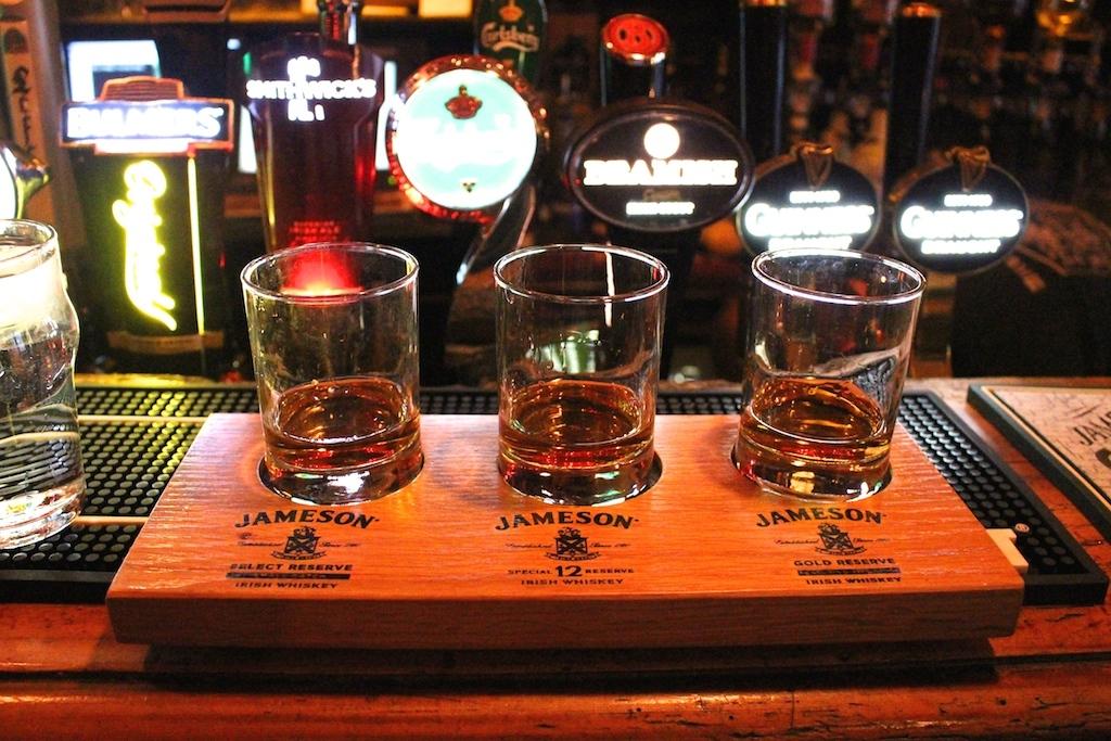 Whiskey Tasting Tray